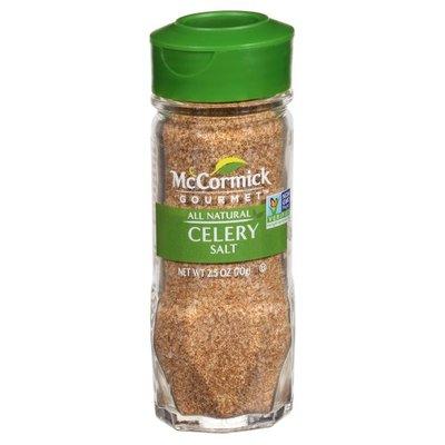 McCormick Gourmet™ All Natural Celery Salt