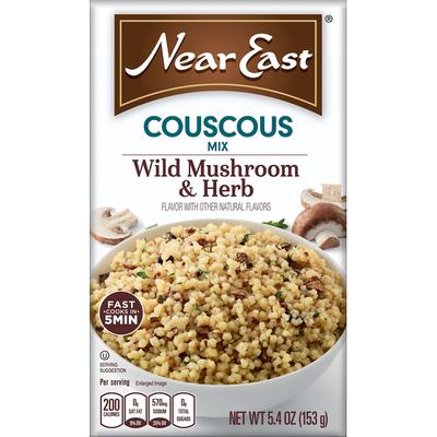 Near East Couscous Wild Mushroom & Herb Couscous Mix