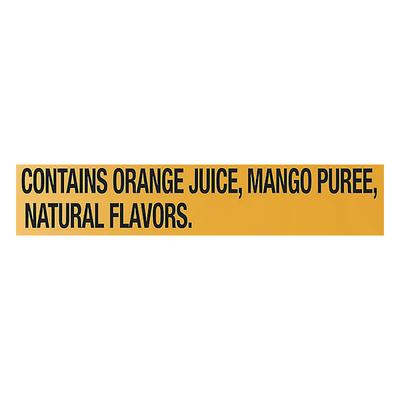Simply Orange Juice With Mango