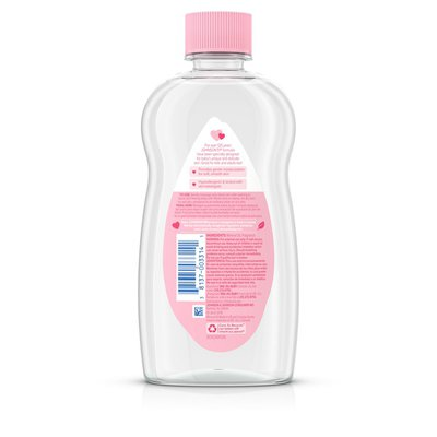 Johnson's Baby Baby Oil