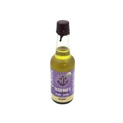 Tessemae's All Natural Dressing & Marinade, Organic, Balsamic Vinaigrette