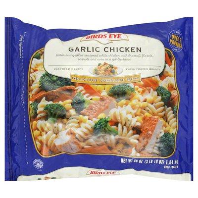 Birds Eye Garlic Chicken, Complete Meal