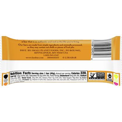 Larabar Bar, Peanut Butter Chocolate Chip