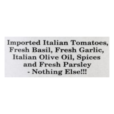 Michael's of Brooklyn Tomato & Basil, Fresh