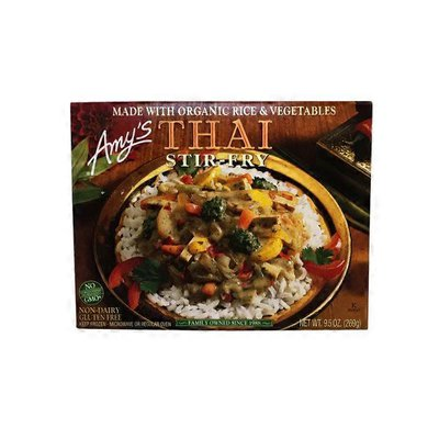 Amy's Kitchen Thai Stir- Fry