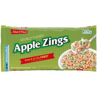 Malt-O-Meal Apple Zings