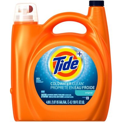 Tide Plus Coldwater Clean Original Detergent