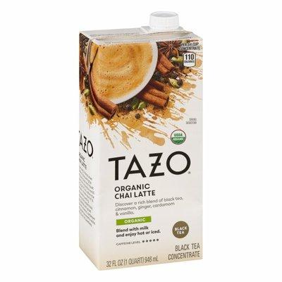 Tazo Tea Black Tea Concentrate Black Tea