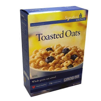 Signature Kitchens Toasted Oats Cereal