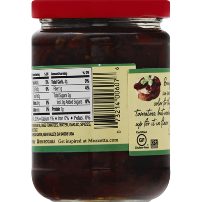 Mezzetta Tomatoes