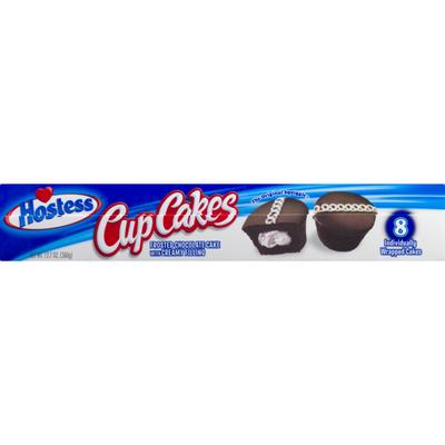 Hostess Chocolate CupCakes