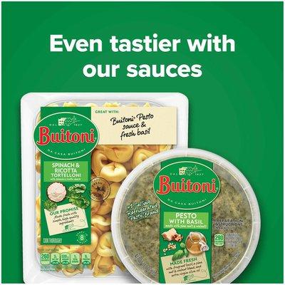 Buitoni Spinach & Ricotta Tortelloni Refrigerated Pasta