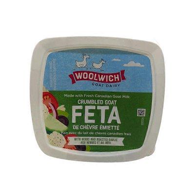 Woolwich Dairy Inc. Roasted Garlic Goat Feta Crumble