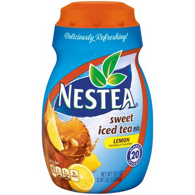 Nestea Lemon Sweet Tea Iced Tea Mix