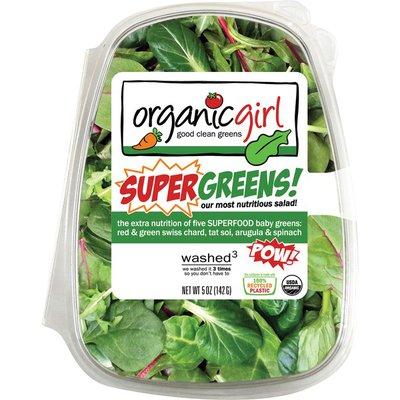 Organic Girl Organic Supergreens!