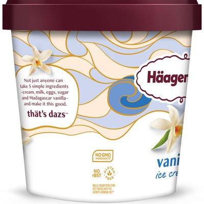 Haagen-Dazs HAAGEN-DAZS Vanilla Ice Cream
