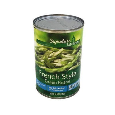 Signature Select Green Beans, French Style
