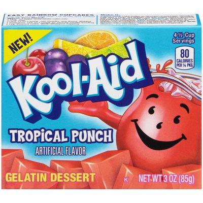 Kool-aid Tropical Punch Gelatin Dessert