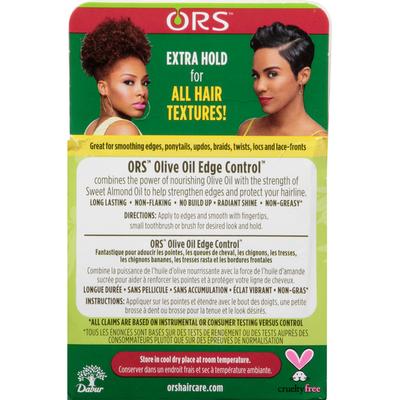 Ors Edge Control Hair Gel