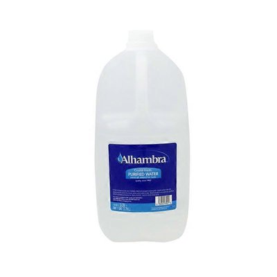 Alhambra Crystal Fresh Purified Drinking Water