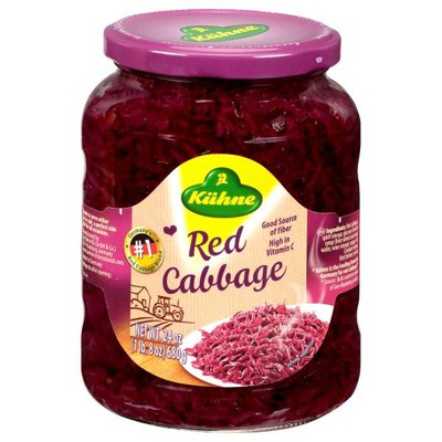 Kuhne Red Cabbage