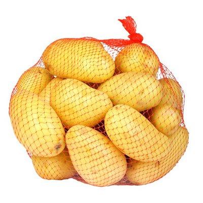 Organic Yukon Potato Bag