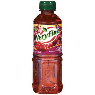 Veryfine Cranberry Cocktail Cranberry Juice Cocktail