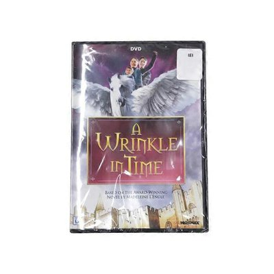Walt Disney Home Entertainment A Wrinkle in Time DVD