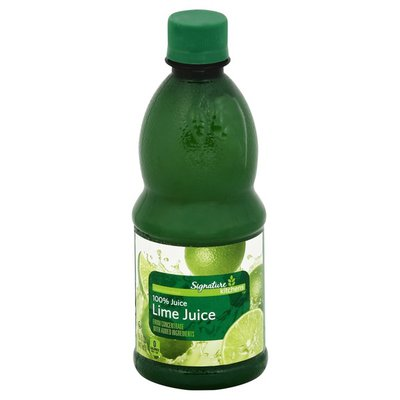 Signature Kitchens Lime 100% Juice From Concentrate