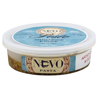 Nuovo Pasta Pesto, Artichoke & Olive