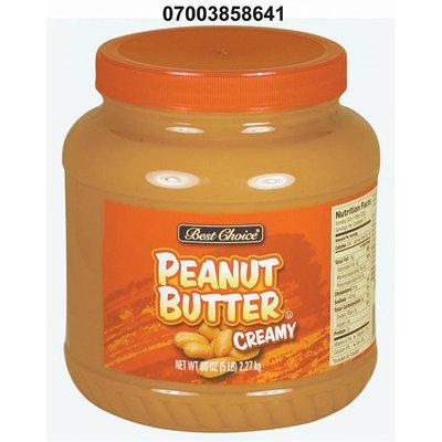 Best Choice Creamy Peanut Butter