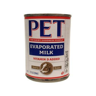 Pet Evaporated Milk