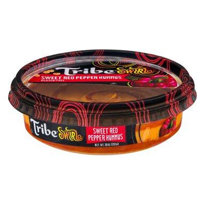 Tribe Swirl Sweet Red Pepper Hummus