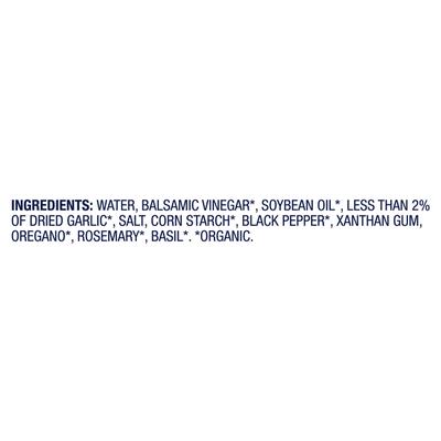Litehouse Organic Balsamic Vinaigrette Dressing