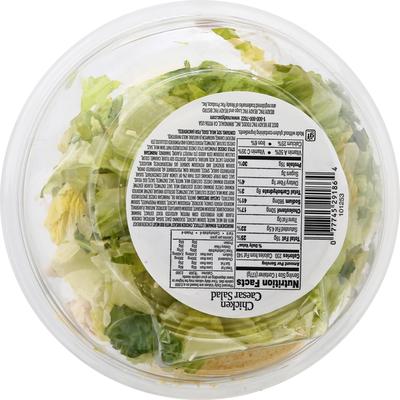 Ready Pac Foods Chicken Caesar Bistro Bowl Salad