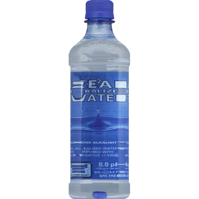 Real Water Alkalized Water
