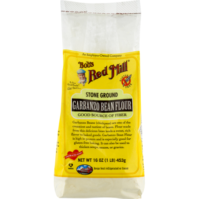 Bob's Red Mill Stone Ground Garbanzo Bean Flour