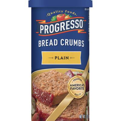 Progresso Bread Crumbs, Plain