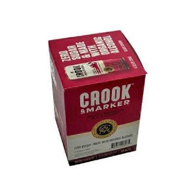 Crook & Marker Black Cherry Seltzer