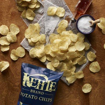 Kettle Brand® Sea Salt and Vinegar Potato Chips
