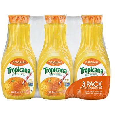 Tropicana Orange Juice Orginal Chilled  Juice