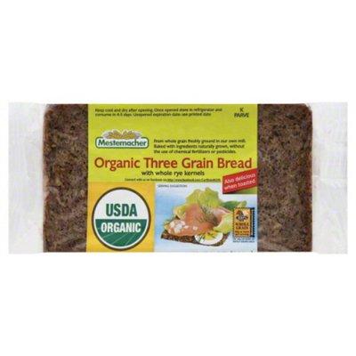 Mestemacher Bread, Organic Three Grain