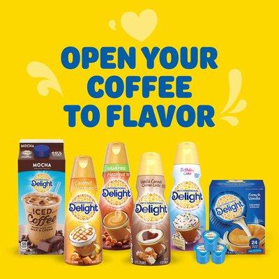 International Delight Oreo Iced Coffee