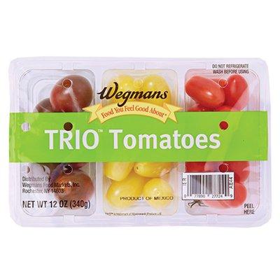 Wegmans Food You Feel Good About Tomato Trio