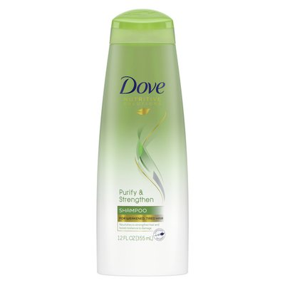 Dove Shampoo Purify & Strengthen
