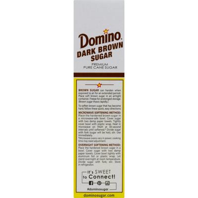 Domino Dark Brown Sugar