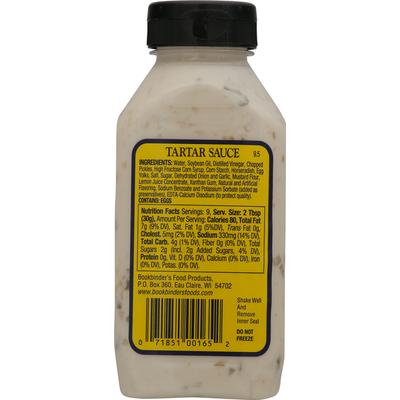 Bookbinder's Tartar Sauce, Traditional