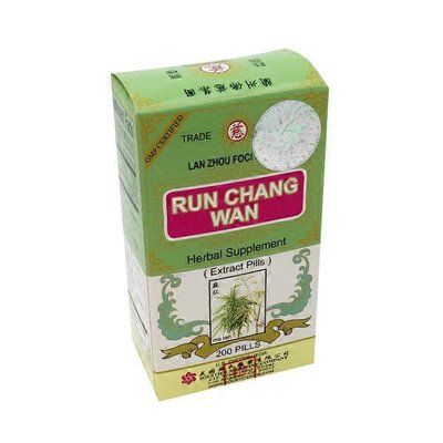 Lan Zhou Foci Run Chang Wan Constipation Relief Pills