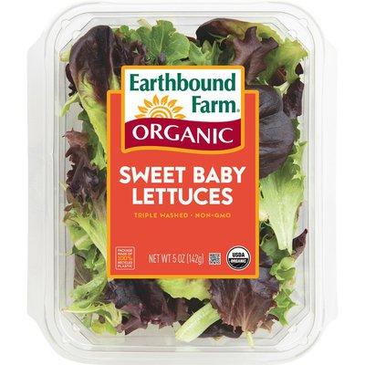 Earthbound Farm Organic Sweet Baby Lettuces
