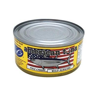 American Tuna Albacore, Wild